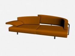 Sofá de Ted 1