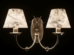 Wall lamp Maytoni