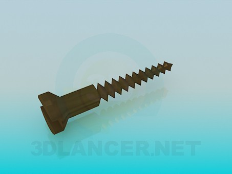 3d model Screw - preview