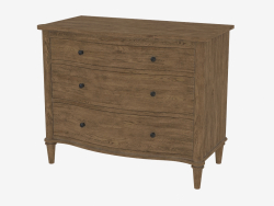 Chest of drawers BAXLEY CHEST (8850.1125)