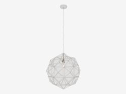 Lampada a sospensione Granada Lantern (silver)