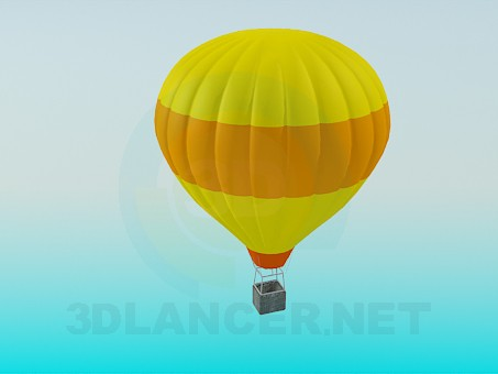 3d model Balloon - preview