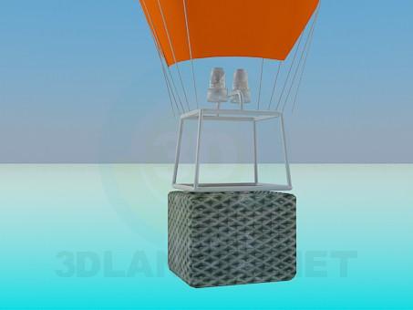 3d model Balloon - preview