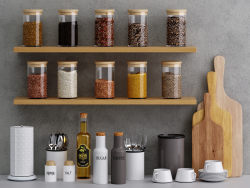 kitchen decor set 02