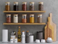 decoração de cozinha conjunto 02