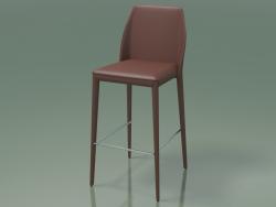 Cadeira de meia barra Marco (114275, marrom escuro)