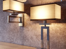 Table lamps and sconces Megapolis Maytoni
