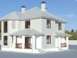 Cottage 2 niveaux