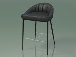 Cadeira de semibar Sheldon (112834, preta)