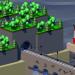3d 3D model of a train tunnel model buy - render