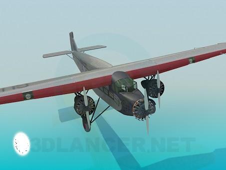 descarga gratuita de 3D modelado modelo FA5