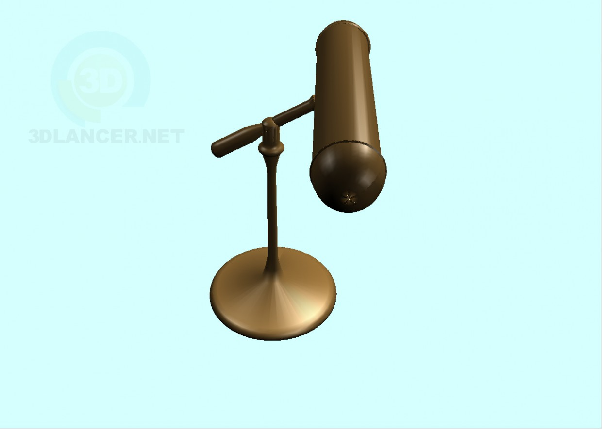 3d model Reading-lamp - preview