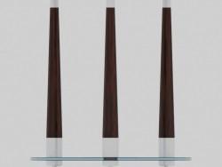 Coffee table, Quartet-13