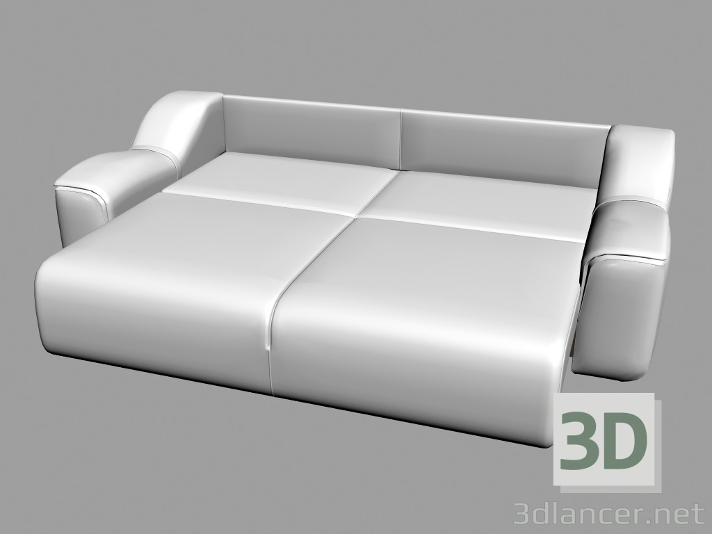3d model Sofa Monarh (unfolded) - preview