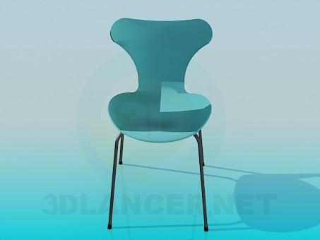 3d modeling Solid stool model free download