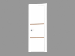Interroom door (78st.30 silver bronza)