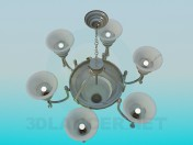 Chandelier for a large conference room