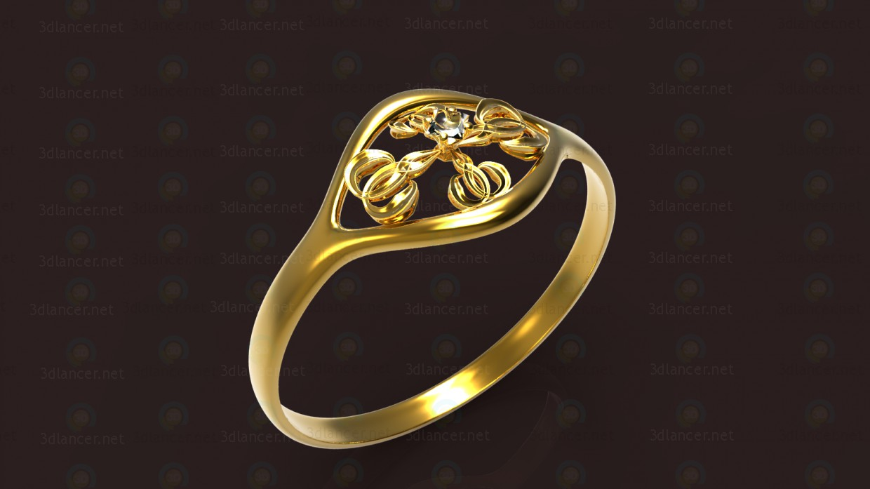 3d model Ring_11 - preview