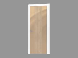 Interroom door (79.22 WhiteBronz)
