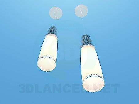 3d модель Светильники в комплекте – превью