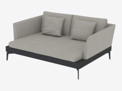 Double Sofa Large Div 156