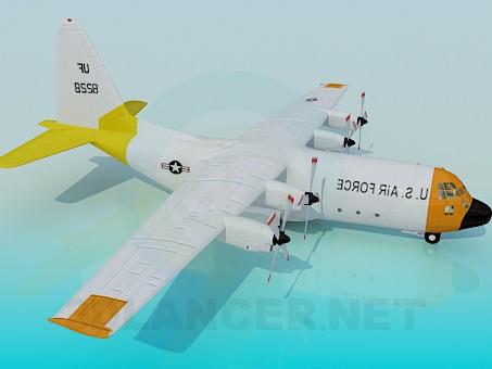 3d модель Hercules – превью