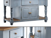 Vivien kitchen island