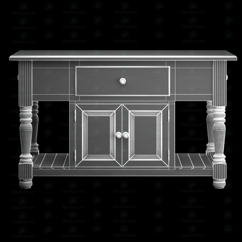 3d Vivien кухонний острів модель купити - зображення