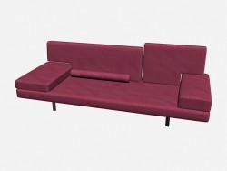 Línea de sofá ala