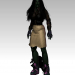 3d Woman model buy - render