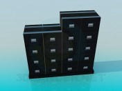 Drawers for documents