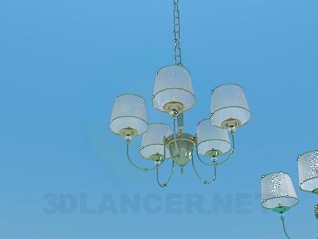 descarga gratuita de 3D modelado modelo Araña y apliques
