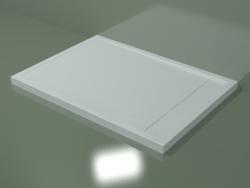 Shower tray (30R15242, sx, L 140, P 100, H 6 cm)