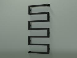 Porte-serviettes NOVANTA (1005 R9005 (M), noir mat)