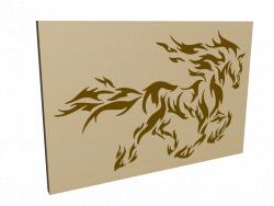 """Panel """"Pferd"""""""