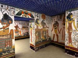 Могила єгипетської цариці Нефертарі