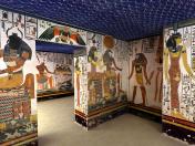 Tomb of Egyptian Queen Nefertari