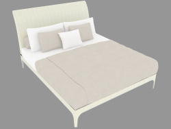 Double bed Taylor (174x225x125)