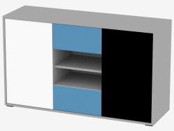 Cabinet 2D-2S (TYPE LASK02)