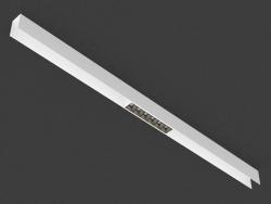 La lámpara LED para la barra colectora magnética (DL18781_06M blanco)