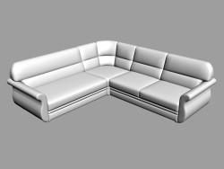 Sofa corner Ortey (Variant 1)
