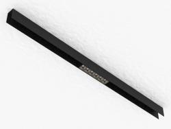 La lampada a LED per la sbarra magnetica (DL18781_06M Nero)
