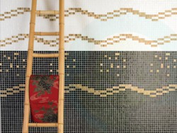 Текстура плитки Мозаїка Темарі