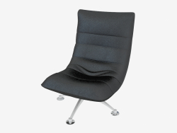 Armchair Iris (leather)