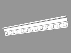 Molded cornice (КФ20)