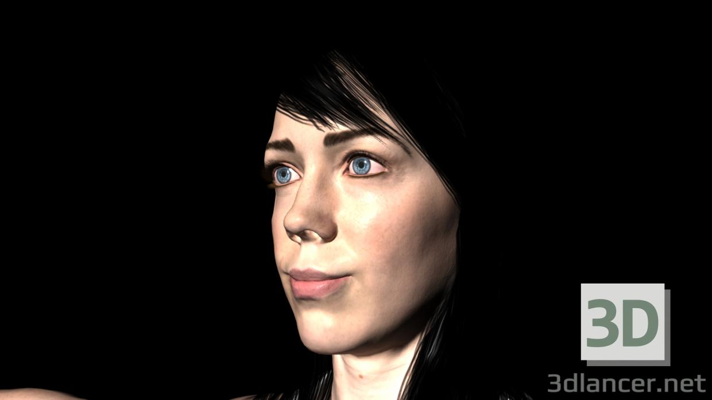3d Liza model buy - render