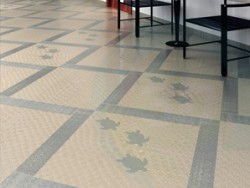 Texture tile OKINAWA