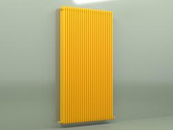 Радиатор TESI 5 (H 2200 25EL, Melon yellow - RAL 1028)