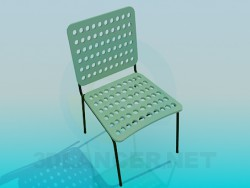 Chairwith the holes
