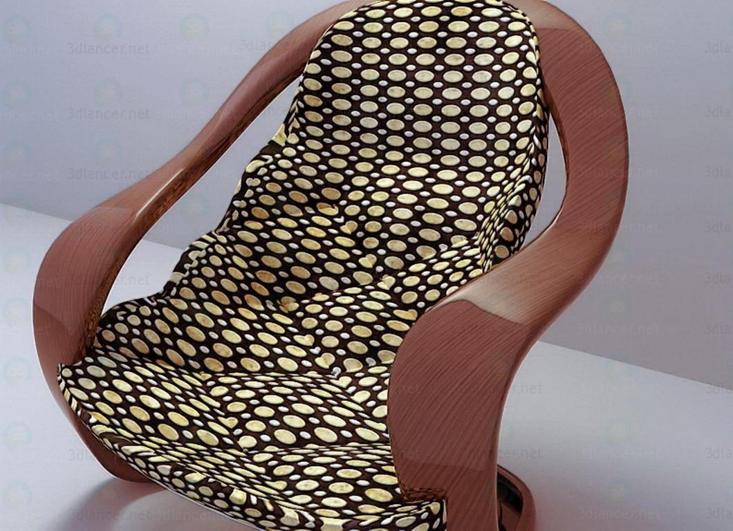 3d моделирование кресло модель скачать бесплатно